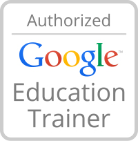 Aaron Tyo-Dickerson is an authorized Google Education Trainer