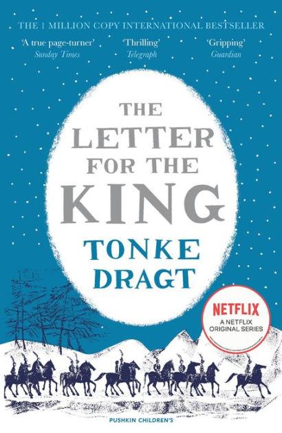#DutchKidLit – <i>The Letter for the King</i> by TonkeDragt